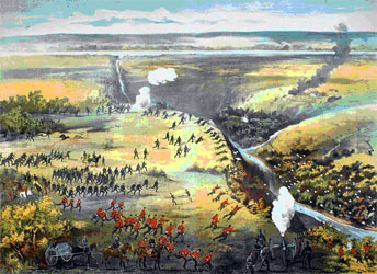 Battle at Fish Creek